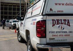 Delta Fire Truck