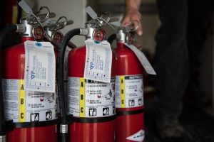 Fire Extinguishers not always compliant at healthcare facilities
