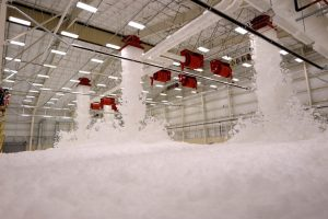 Special Hazard Fire Protection: Foam System