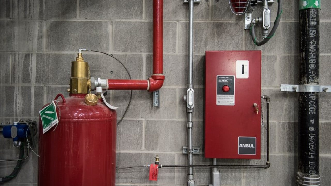 active fire protection